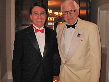 Rico BArr with Radio Legend Ron DellaChiesa